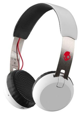 Skullcandy słuchawki Grind Wireless biały