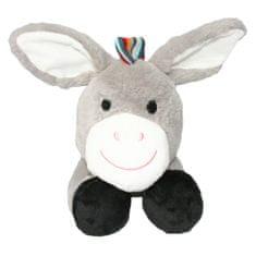 ZAZU mekana igračka s umirujućim zvukovima magarac Don