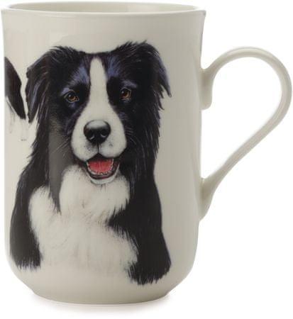 Maxwell & Williams šalica Cashmere Pets Dog, Border Colli, 300 ml