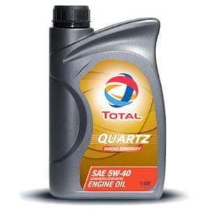 Total ulje Quartz 9000 Energy 5W40 1L