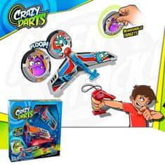 igra Crazy Darts s sprožilcem, 2 tarči