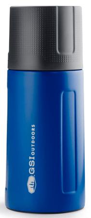 Gsi vakuumska termo steklenica, modra, 0,5 l