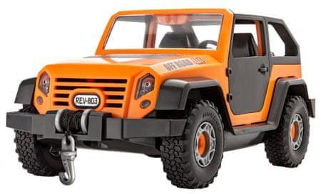 REVELL Junior Kit auto 00803 - Off-Road Vehicle (1:20)