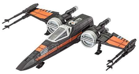 Star Wars Build & Play 06750 Star Wars Poe X-szárnyú vadászgépe Modell készlet