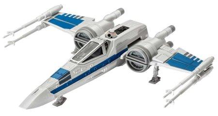 REVELL Build & Play 06753 Star Wars Ellenállás X-szárnyú vadászgépe Modell készlet