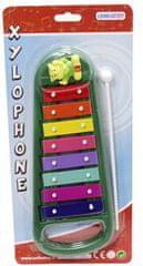 Unikatoy ksilofon (21069), zeleni