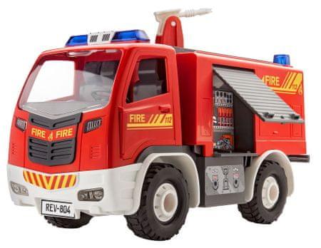 REVELL Junior 00804 Tűzoltó autó modell készlet