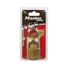 Master Lock Visací zámek mosazný 2x40mm (140EURT)
