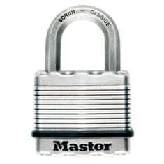 Master Lock Visiaci zámok Excell, vrstvená ocel, 45mm (M1EURDLH)