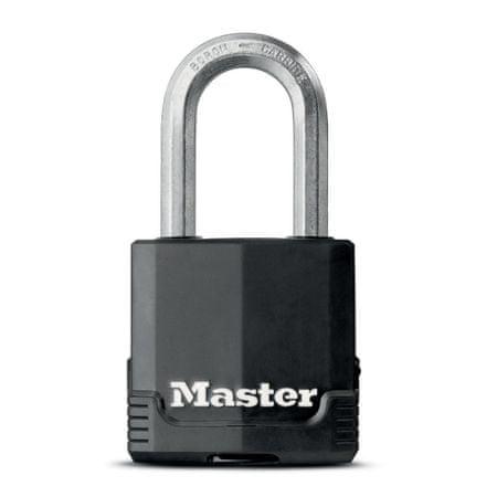 Master Lock Lakat Excell, Laminált acél, 48 mm (M115EURDLF)