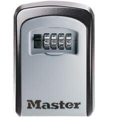Master Lock skrzynka na klucze, srebrna (5401EURD)