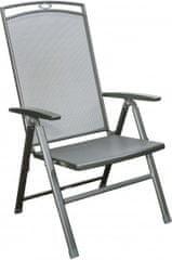 Doppler krzesło ogrodowe Savena, składane