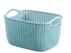 CURVER pravokutna košara Knit