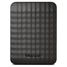 Maxtor M3 Portable zunanji trdi disk, 1TB, USB 3.0 (STSHX-M101TCBM)