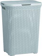 CURVER Kosz na pranie Style 60 l, szary