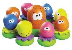 Tomy igrača Družina malih hobotnic