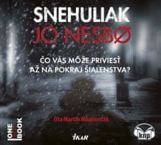 Nesbo Jo: Snehuliak - KNP (audiokniha)