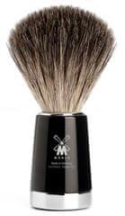 Mühle Liscio štětka na holení Pure Badger, Black