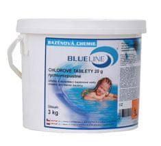 Blue Line 504603 Klór tabletta