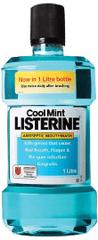 Listerine vodica za ispiranje usta Coolmint, 1L