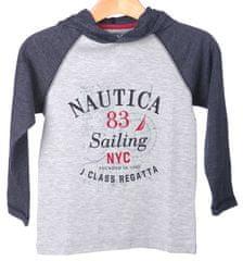 Nautica chlapecká mikina s kapucí