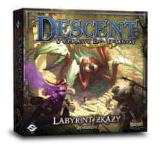 ADC Blackfire Descent 2nd Ed: Labyrint skazy