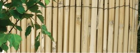 NOHEL GARDEN Osztott bambuszkerítés 1,5x5 m