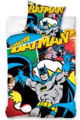 Carbotex dječja posteljina Batman