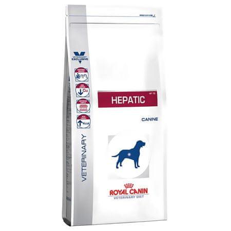 Royal Canin hrana za pse VD Hepatic, 12 kg