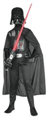 Rubie's Kostium Star Wars Deluxe Darth Vader - S