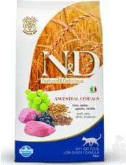 N&D LG CAT Adult Lamb & Blueberry 5 kg