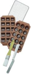 Zenker Set na výrobu pralinek, silikon