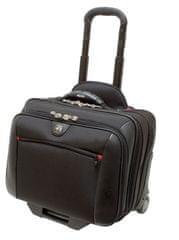 """Wenger POTOMAC cestovný kufor s priestorom pre notebook 17"""", čierna"""