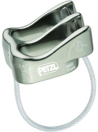 Petzl Verso titanium
