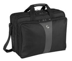 Wenger poslovna torba za prenosnik Legacy, 43,18 cm, črna