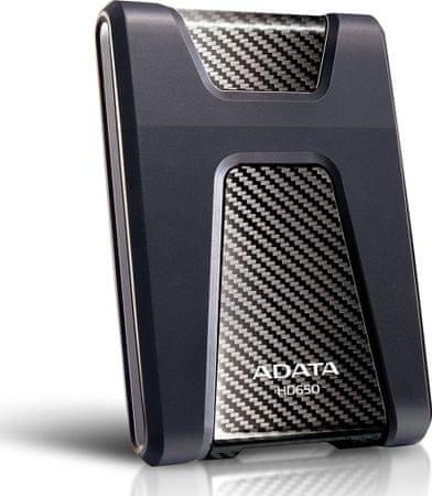Adata HD650 1TB, černá (AHD650-1TU31-CBK)