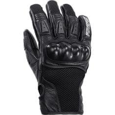 DXR športne mrežaste rokavice, črne