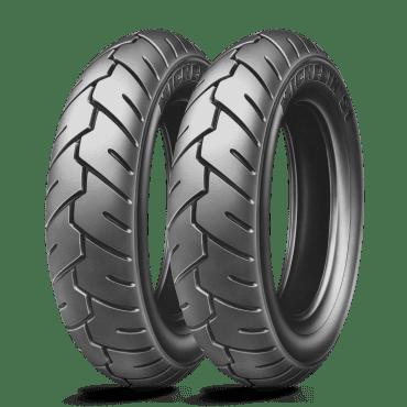 Michelin pneumatik S1 110/80-10 58L