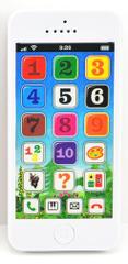 Teddies Krtkův naučný mobil telefon s krytem Krtek