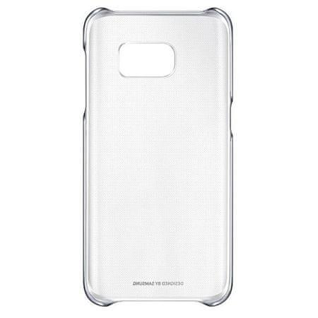 Samsung silikonski ovitek za Galaxy S7 EDGE G935, črn (EF-QG935CBEGWW)