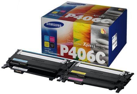 Samsung komplet tonerjev CLT-P406C