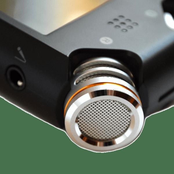 Diktafon Eltrinex V12Pro automatické vyvážení dynamiky