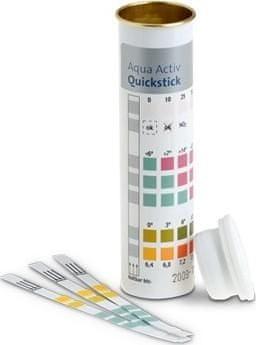Oase AquaActiv QuickSticks 6in1 Vízminőség tesztcsík