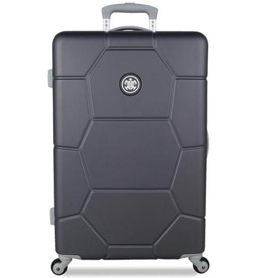 SuitSuit Cestovný kufor TR-1226/3-M ABS Caretta C