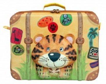 Okiedog kovček Tiger