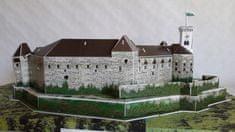 Majtoj 3D sestavljanka Ljubljanski grad