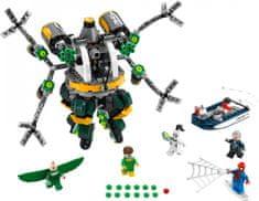 LEGO Super Heroes 76059 Spiderman: Doc Ockova lovkasta past