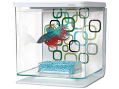 Hagen akwarium Betta plast Marina Kit Geo Bubbles, 2 l
