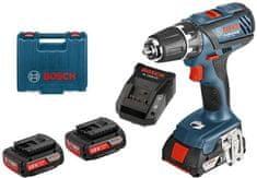 BOSCH Professional akumulatorski vrtalni vijačnik GSR 18-2-Li Plus (06019E6120)