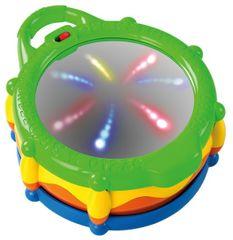 Bright Starts Hračka Bubon hudobný a svietiaci Light & Giggle Drum